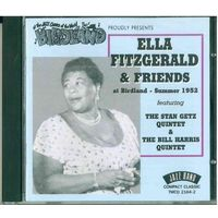 CD Ella Fitzgerald - Ella Fitzgerald & Friends (2001)
