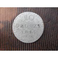 10 грошей 1813