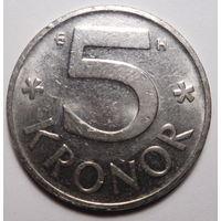 Швеция. 5 крон 2003г.