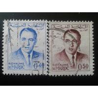 Марокко 1962-5 король Хасан 2