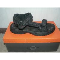 Фирменные удобные сандалии .Произведены в Германии
