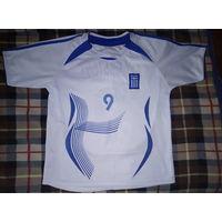 Футболка сборной Греции
