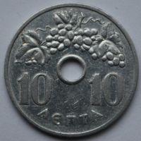 Греция, 10 лепт 1964 г