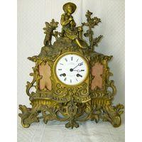 Constantin Louis Detouche.  Каминные, настольные часы. Франция  1810-1889  гг.