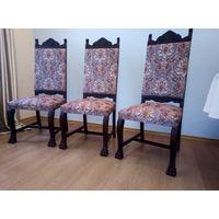Антикварные стулья 19 века