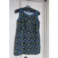 В подарок к купленной одежде К 8 марта качественная одежда  Платье  Туника Вискоза Хлопок Р-р 48