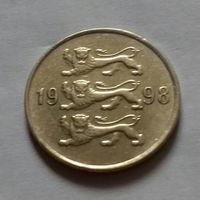 10 сенти, Эстония 1998 г.