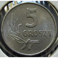 Польша 5 грошей 1971
