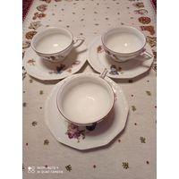 Чайная пара от Розенталь, Мария   3 шт