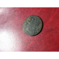 1 грош 1824 IB года Царство Польское (Российская Империя)