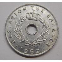 Греция 20 лепта 1969 г