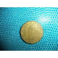 1 песо Доминиканская Республика