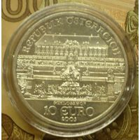 Австрия 10 евро 2003 г