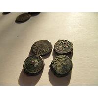 Монеты востока 4+6