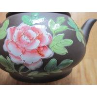 Чайник + чайные пары . Старый Китай