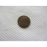 Монета Панамы 1983
