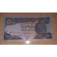Ирак 250 динар 2003 UNC