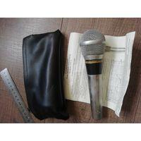 Вокальный динамический кардиоидный микрофон Byetone VM 97 XLR-3M 250 Ом 55 Гц - 16 кГц