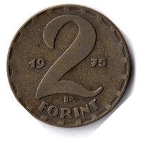Венгрия. 2 форинта. 1975 г.