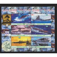Флот боевые корабли военный флот военные корабли авиация Сомали 2010 лот 2002   БЛОК