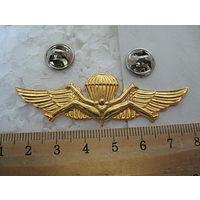 Знак парашютиста морской пехоты США