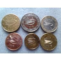 Ирландия 2002г. монеты на обмен. распродажа