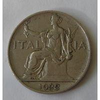 Италия, 1 Лира 1922 (17)