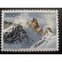 Исландия 1991 скалы