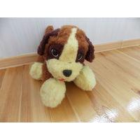 Собака, щенок- мягкие игрушки СССР