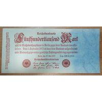 500000 марок 1923 года - Германия - aUNC