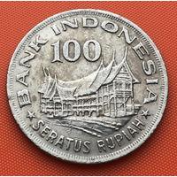 120-25 Индонезия, 100 рупий 1978 г.