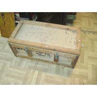 Ящик деревянный 59х25х28 см.
