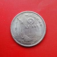 96-03 Таиланд, 1 бат 1977 г.