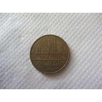 Франция, 10 франков 1978 г.