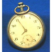 Часы карманные наградные, Сербия 1934 год в ремонт!