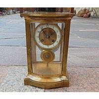 Редчайшие каминные часы музейного уровня конца 18 века!!!