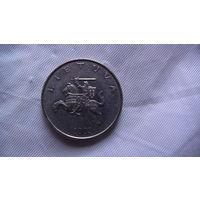 Литва 1 лит 2002г. распродажа