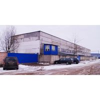 АРЕНДА (2,5$/кв.м.)  или Продажа производственного цеха в Заславле (10 км. от Минска) !
