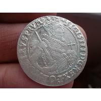 Орт кароный 1623 год