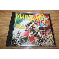 Manowar - Hail To England - CD