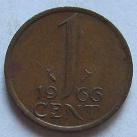 Нидерланды, 1 цент 1966 г