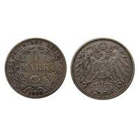 1 марка 1906 A