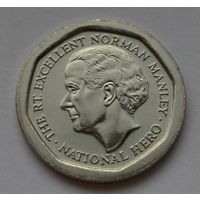Ямайка 5 долларов, 1996 г.