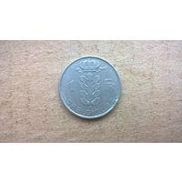 Бельгия 1 франк, 1952 'BELGIQUE'. (D-32)
