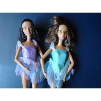 "Куколки-двойняшки из мультика ""Барби 12 танцующих принцесс"""