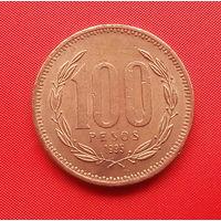 67-31 Чили, 100 песо 1995 г.