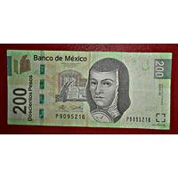 Мексика, 200 песо, 2013 г., VF