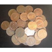 Хочу купить мелкие монеты ФРГ по списку.
