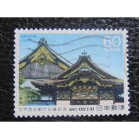 Япония 1987г. Архитектура.