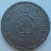 Мозамбик 5 эскудо 1971 г. Цена за 1 шт. (gl)